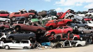 How to properly dispose of a car?