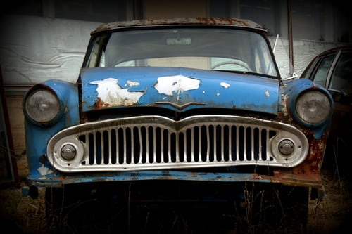Step by step how to sell your junk car