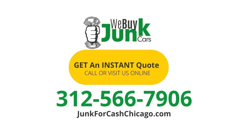 We buy Junk Cars Chicago Illinois